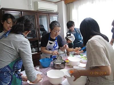 料理クラブ、フィンランド家庭料理