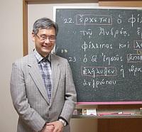 吉村博明先生