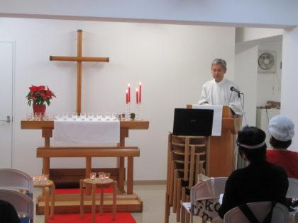 降誕祭前夜礼拝説教 2020年12月24日