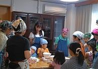 子どもの料理教