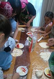 子どもの料理教、東京